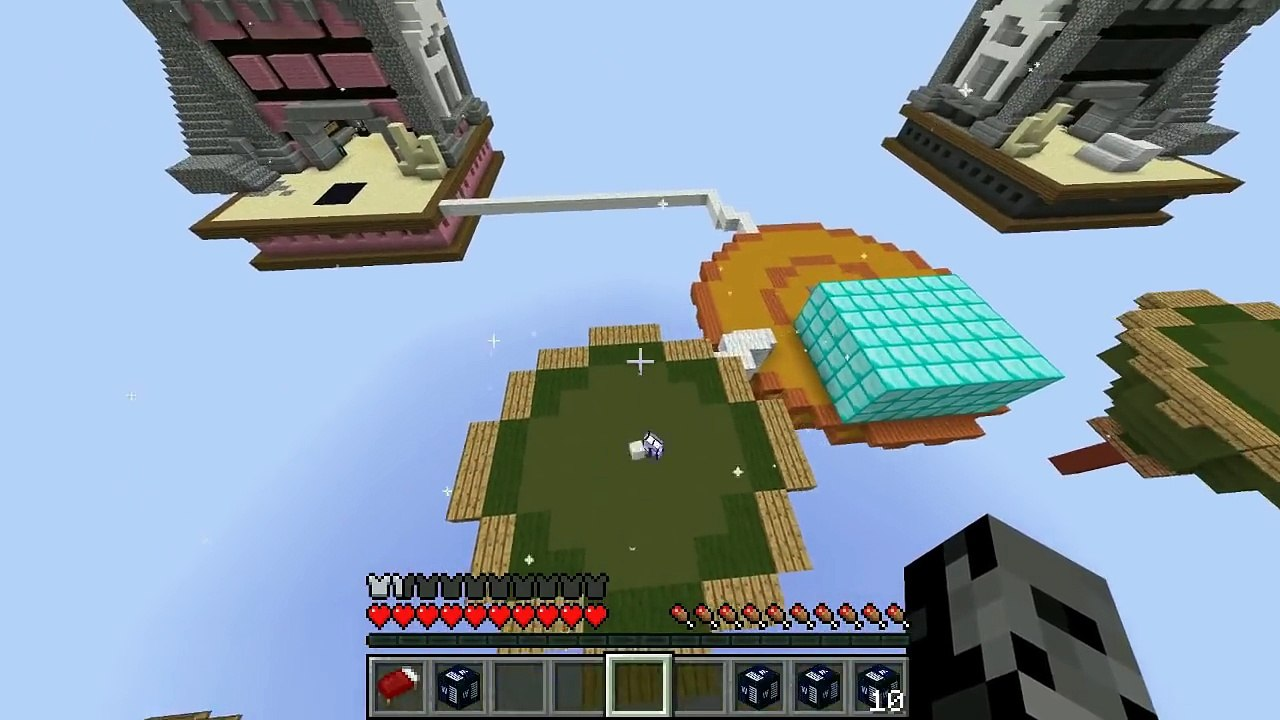 Lucky Server Minecraft List Block
