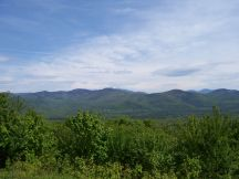 Again at the second view, and I think the white spot is Mt. Washington.