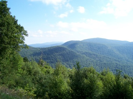 Hemlock Springs Overlook