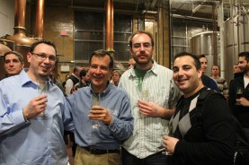 Us with Jim Koch