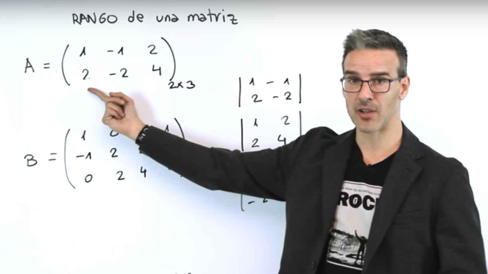 El Espanol Nominado A Los Nobel De Educacion De Ingeniero En Paro A Profesor Youtuber