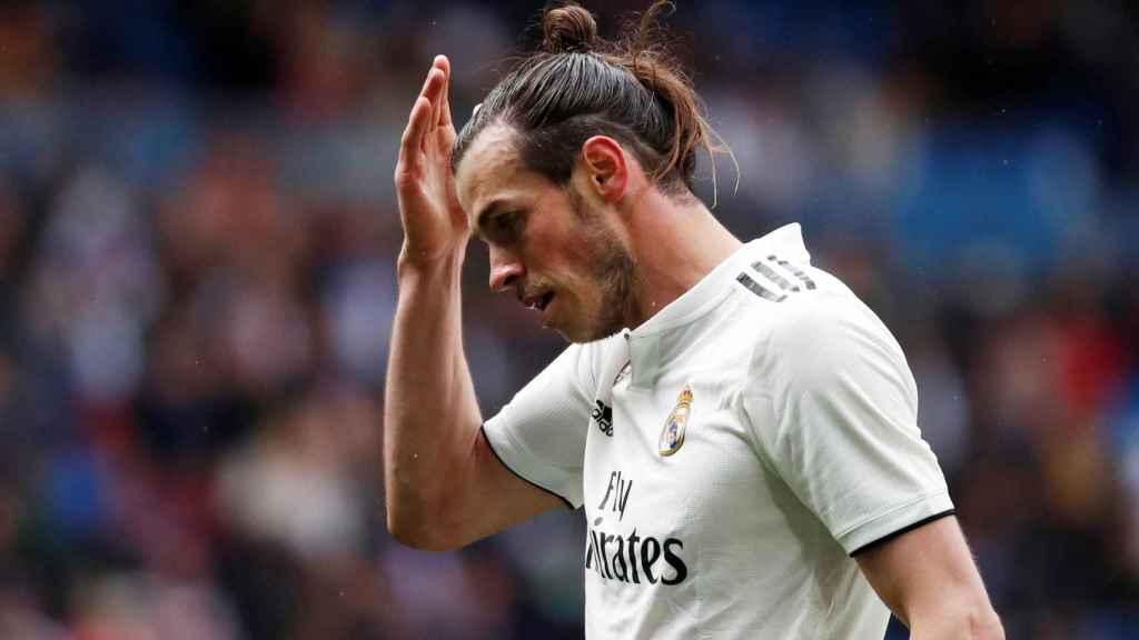Bale reclama de uma ocasião não utilizada