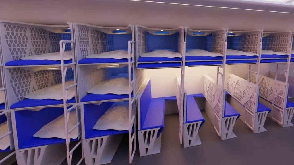 Cápsulas para dormir