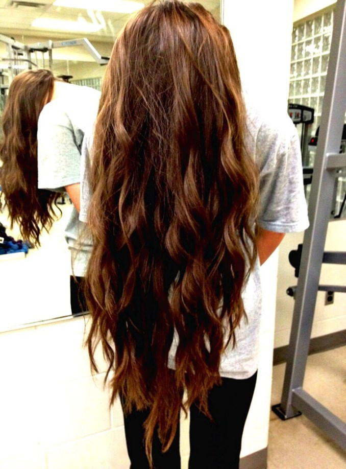 Image Result For Curls On Long Hair