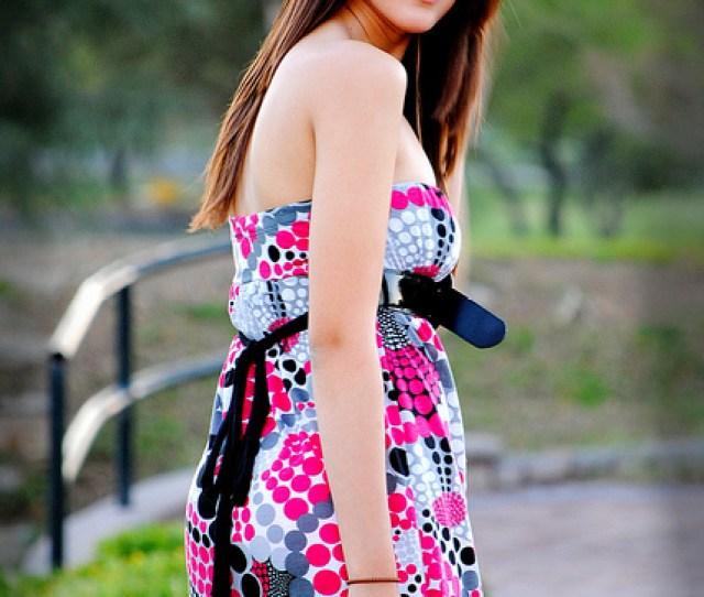 Beautiful Dresses Fashion Girls Go Green