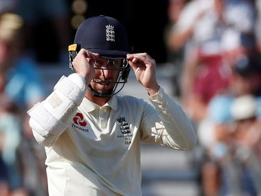England's Jack Leach reveals having coronavirus-like symptoms during South Africa tour, says he is 'healthy and fit' now 9