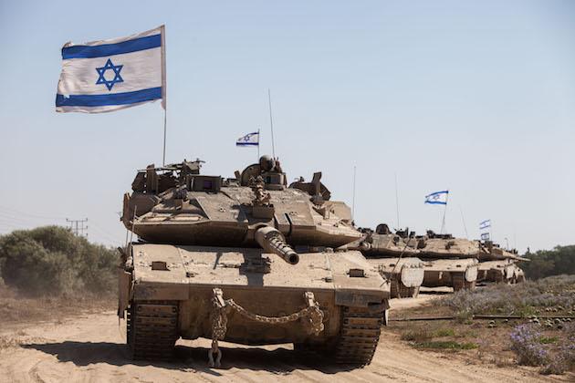 IDF tanks / AP