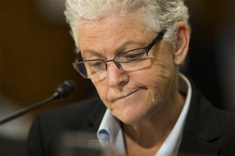 EPA Administrator Gina McCarthy / AP