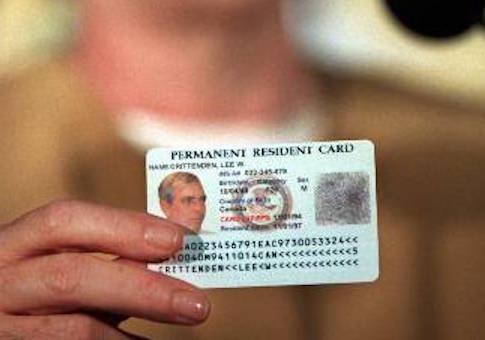 Green card / AP