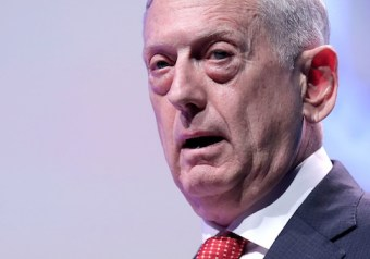 Defense Secretary James Mattis