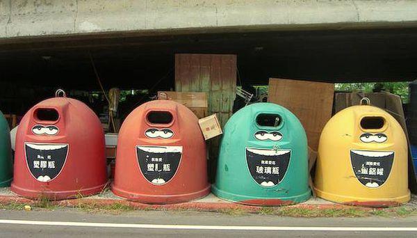 還記得當年「4色外星寶寶」回收桶嗎? 網友發現「剩下這裡還有」:可惜少了1個 - Fun頭條