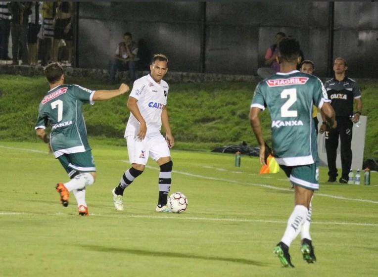 Luverdense venceu ABC por 1 a 0 (Foto: Andrei Torres/ABC FC)