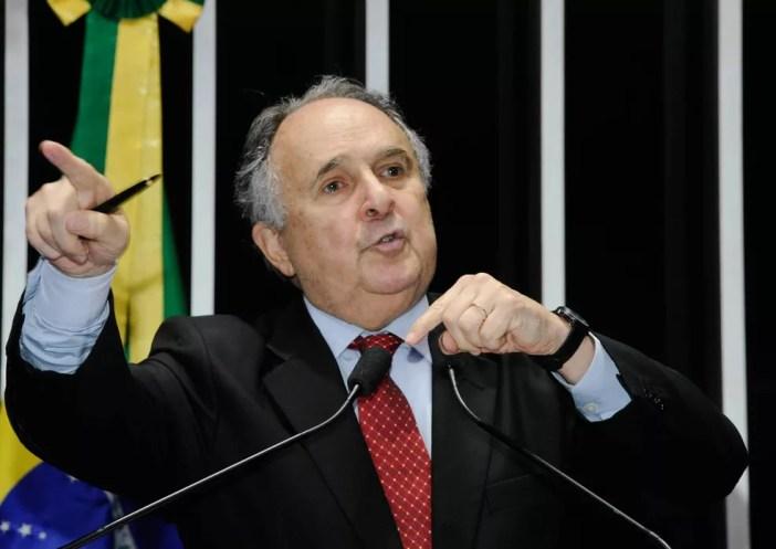 Cristovam Buarque (PPS) (Foto: Waldemir Barreto/Agência Senado/Arquivo)