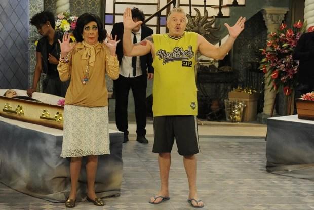 Último episódio da temporada vira grande musical (Foto: Divulgação / Rede Globo)