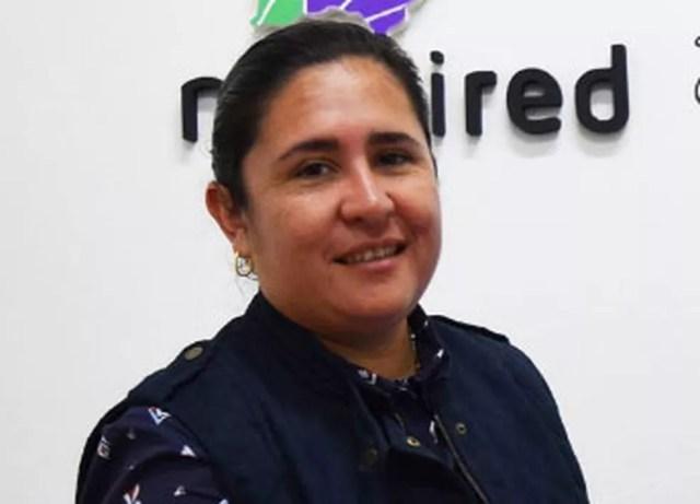 Verónica Morales, prefeita da cidade de San Cosme, em imagem de arquivo (Foto: Susana Seoane Llano / Prensa Municipalidad de San Cosme Corrientes Argentina)