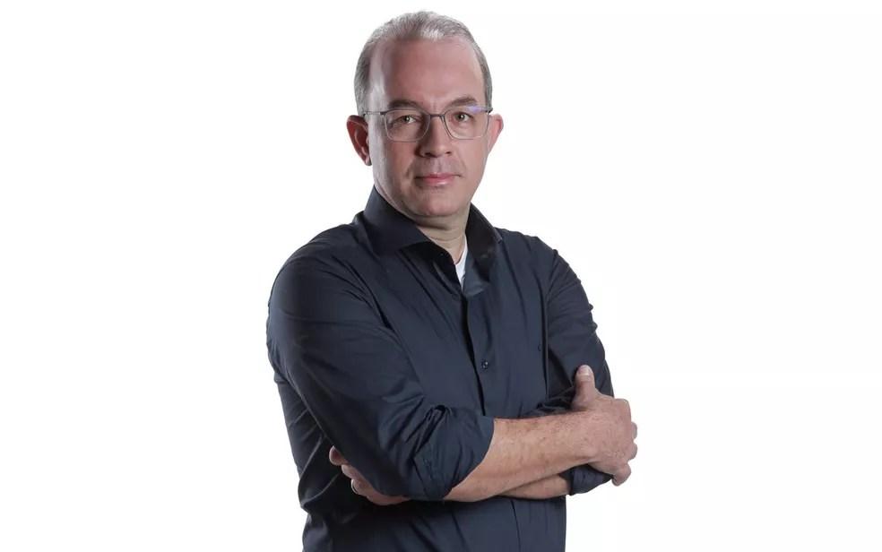 Samuel Almeida (Pros) candidato à Prefeitura de Goiânia nas Eleições 2020 — Foto: Divulgação