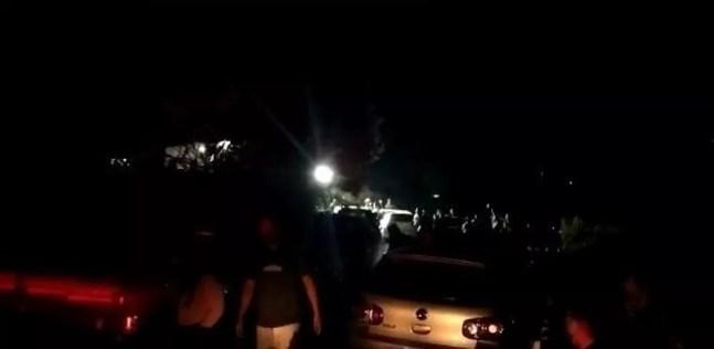 Operação conjunta encerra pancadão com mais de 350 pessoas em chácara de Mairinque — Foto: Divulgação / GCM