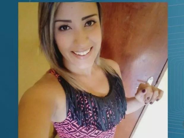 Suspeito tinha a intenção de ficar com Dione da Silva Lima, de 30 anos, que acabou sendo morta a tiros (Foto: Reprodução/EPTV)