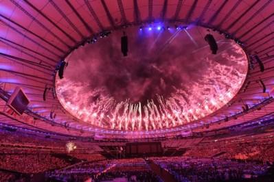 Cerimônia de encerramento Paralimpíada Rio 2016 (Foto: André Durão)