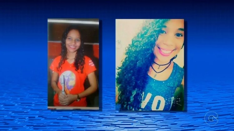 Jovens foram mortas na segunda-feira (5) (Foto: Reprodução/ TV Grande Rio)