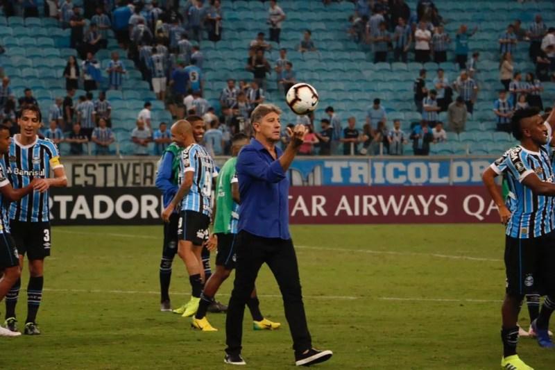 Mais do que resultado, vitória eleva confiança e traz bom desempenho — Foto: Eduardo Moura / GloboEsporte.com