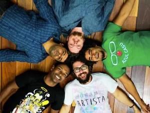 Músicos se uniram em Cabo Frio (Foto: Divulgação)