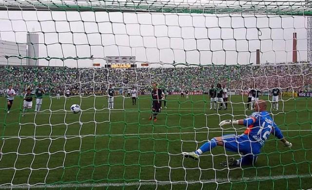 Rogério Ceni gol São Paulo Palmeiras (Foto: Vipcomm)