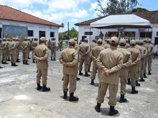Proposta de lei muda exigências para entrada de praças e oficiais da PM e no Corpo de Bombeiros do RN  (Foto: Divulgação/CBMRN)