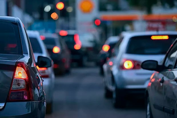 Trânsito em São Paulo (Foto: Thinkstock)