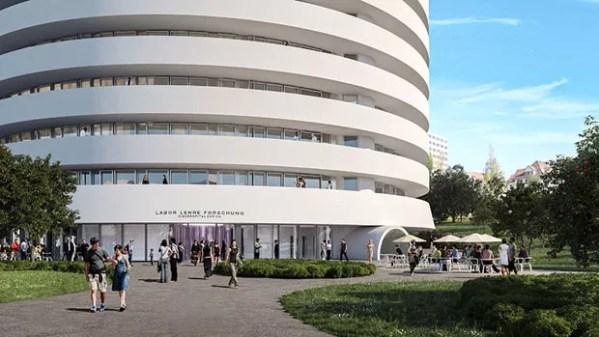 Zurique terá Hospital Infantil horizontal e holístico em ...