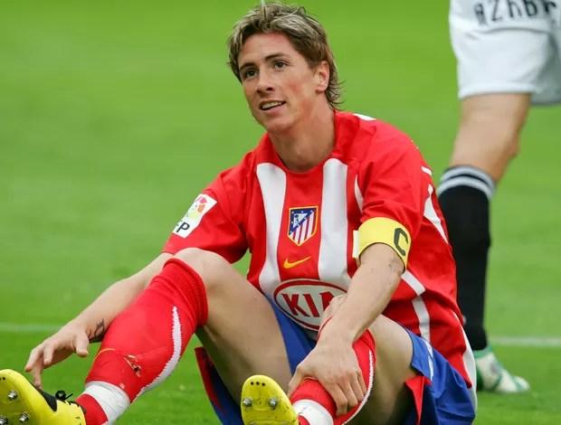 Fernando Torres Atlético de Madri (Foto: Getty Images)