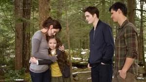 Após dar à luz a Renesmee, Bella desperta já vampira. Ela descobre que Jake, seu melhor amigo, desenvolveu um profundo sentimento pela filha e passa a acompanhar seu rápido desenvolvimento. Paralelamente, Aro elabora um plano para ter a garota em seu poder, por causa dos dons especiais que ela possui.