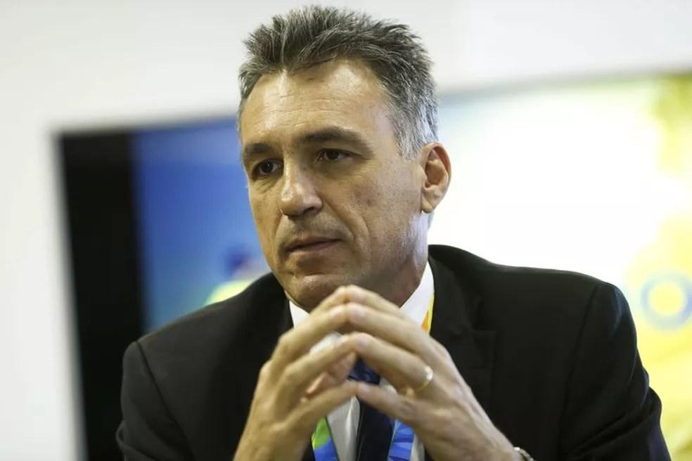 Guilherme Campos, presidente dos Correios (Foto: Agência Brasil)