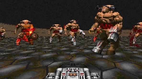 Algumas das fases em Master Levels for Doom 2 eram bem exageradas (Foto: Reprodução/Steam)