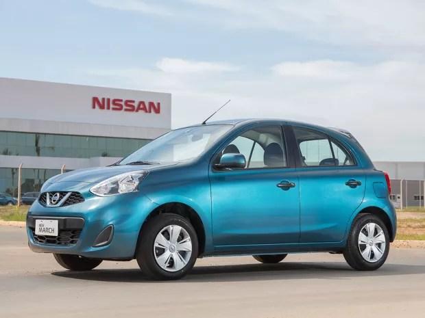 Nissan March 1.0 Conforto (Foto: Divulgação)