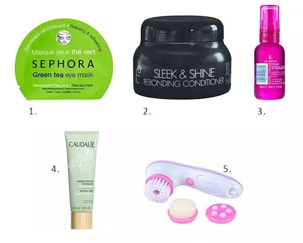 Uma seleção de produtos para você experimentar nas férias (Foto: Divulgação)