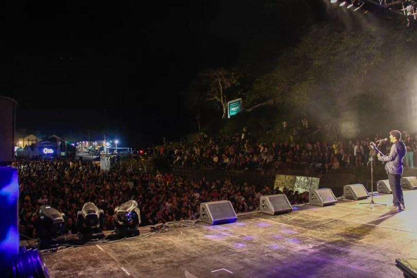 Piracicaba participou da Virada Cultural Paulista em 2017 (Foto: Paulo Amaral)