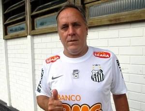 Aloísio Guerreiro (Foto: Lincoln Chaves / Globoesporte.com)