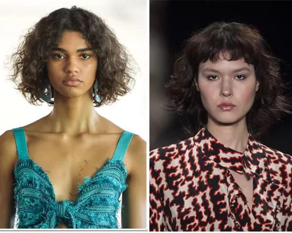 cabelos ondulados: também na tendência chanel (Foto: Agência Fotosite/Divulgação)