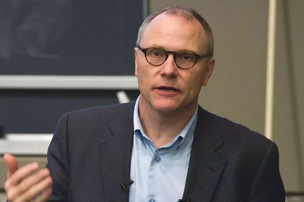 David Card, vencedor do Prêmio Nobel de Economia — Foto: UC Berkeley/Divulgação