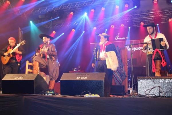 Sapecada da Canção Nativa tem música tradicionalista (Foto: Marcelo Pakinha/Divulgação)