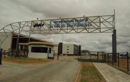 Univasf  comemora 10 anos. (Foto: Emerson Rocha/ GloboEsporte.com)