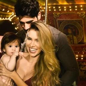 Ex-BBB paga R$ 500 mil para festa de aniversário de 1 ano de seu filho