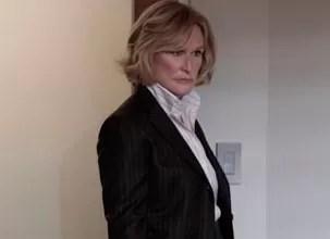 Patty Hewes consegue documentos contra a High Star (Foto: Divulgação / Sony Pictures Television)