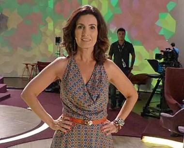 Look do dia 23/01 (Foto: Encontro com Fátima Bernardes/ TV Globo)