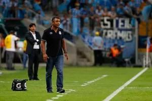 Roger Grêmio x Toluca (Foto: Lucas Uebel/Divulgação Grêmio)