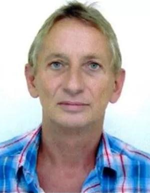 Detlef Jürgen Kreipl, tem 67 anos (Foto: Divulgação/PF)