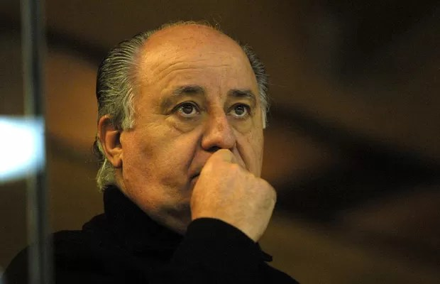 Amancio Ortega  (Foto: Xurxo Lobato/Getty Images)
