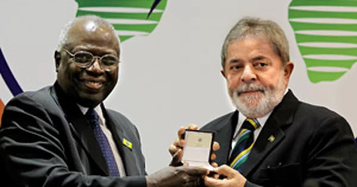 Resultado de imagem para Luiz Inácio Lula da Silva PRÊMIO ONU