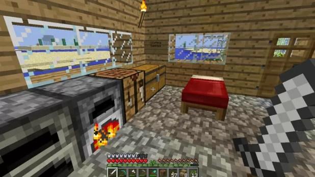 Minecraft possui vários modos de jogo, alguns mais desafiadores que outros (Foto: Reprodução/GeorgeGeorgieJones)